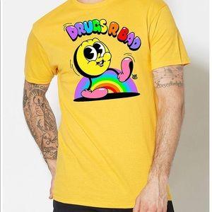 SPENCER'S - Drugs R Bad T Shirt - Ink Boy